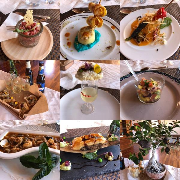 Here are the amazing tapas dishes for 2021, as released by the Ayuntamiento.