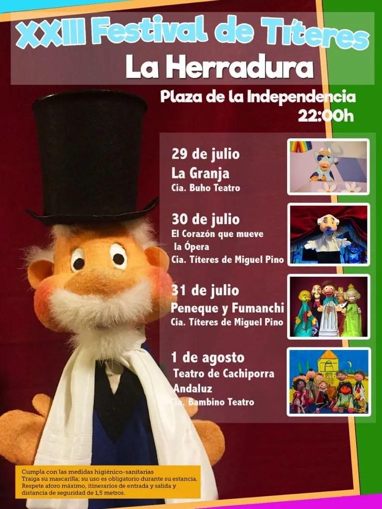 La Herradura Puppet Festival 2021