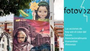 Enxposición Fotovoz en San Andrés