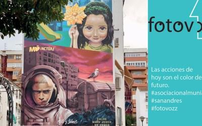 Exposición Fotovoz San Andrés