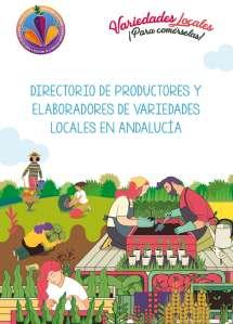 Directorio de productores de variedades locales de Andalucía