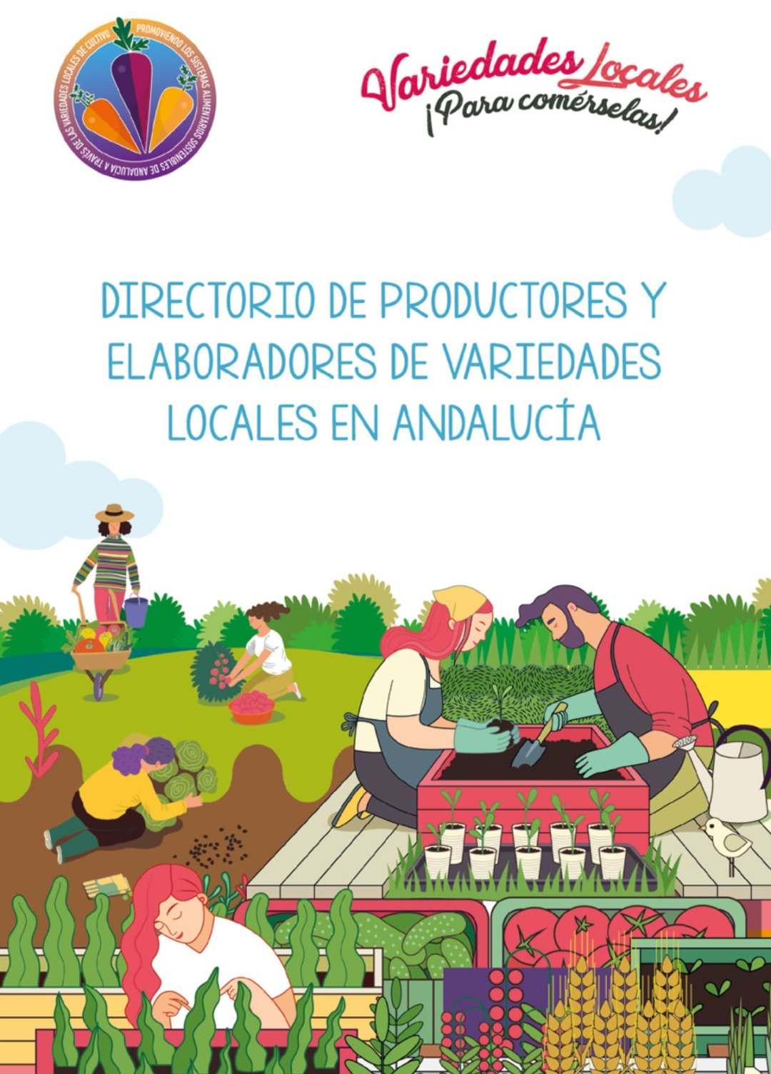 Directorio de productores y elaboradores de variedades locales de Andalucía