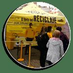 Almussafes se suma al 'Repte del Reciclatge' de la mà de la Generalitat i Ecoembes