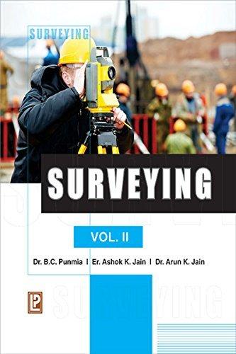 تحميل كتاب Punmia Surveying Volume II مجاناً بصيغة PDF