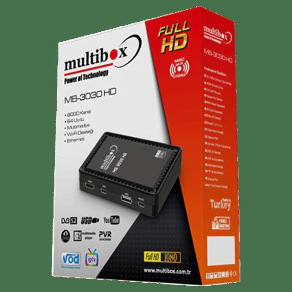 Multibox Mb 3030 Mini Hd