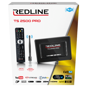 Redline ts 2500 pro