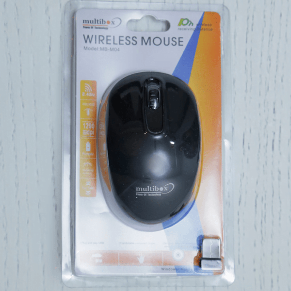 wireless mouse mb-m04