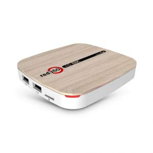 redline red 360 air 8k android box