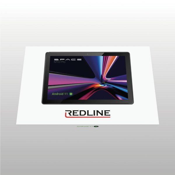 Redline Tablet Space m10 pro