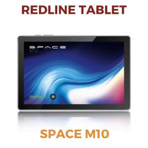 RedlineTablet Space m10