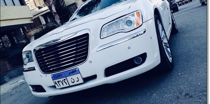 تاجير سيارات كرايسلر c300 2016