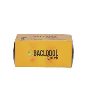 ALNAVEDIC BACLODOL QUICK TABLET FOR PAIN RELIEVE