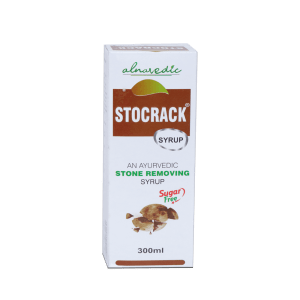 ALNAVEDIC STOCRACK SYRUP FOR KIDENY STONE REMOVING