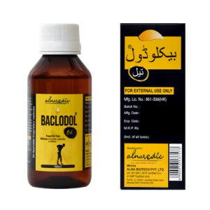 ALNAVEDIC BACLODOL OIL 100ML – PAIN RELIEF FOR ARTHRITIS,JOINTS PAIN & STIFFNESS