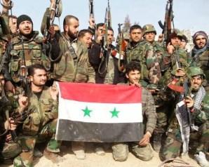 الجيش السوري يدمر أوكارا وآليات للتنظيمات المسلحة بدرعا