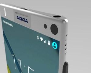 نوكيا تعود من جديد مع هاتفى nokia c9 وNokia A1 بنظام أندرويد نوجا 7.0 …