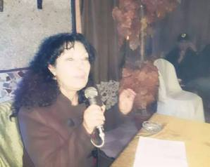 عندما أقول…  للشاعرة اللبنانية  ٌ فريدة الجوهري  ٌ