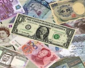أسعار العملات النهاردة .. والدولار يسجل 17.85 جنيه للشراء