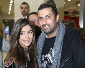 اليوم.. مى عمر وزوجها محمد سامي مع منى الشاذلى