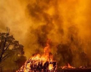 السيطرة على 3 حرائق في البحيرة