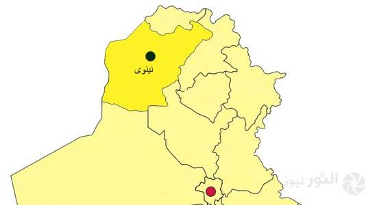 مقتل قائد حشد السبعاويين في معارك مع داعش جنوب الموصل
