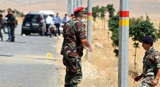 مقتل 5 عسكريين مصريين في انفجار لغم شرقي البلاد