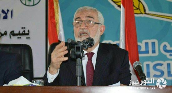 الحزب الإسلامي ينفي مشاركة أمينه العام في أي لقاءات لتشكيل حكومة أغلبية