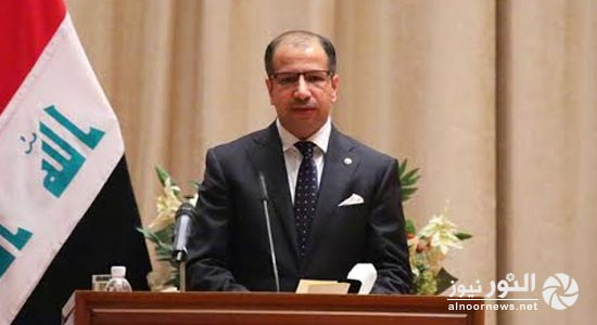 الجبوري يتسلم قائمة مرشحي الصدر لحكومة التكنوقراط ويبدي اهتماما بها