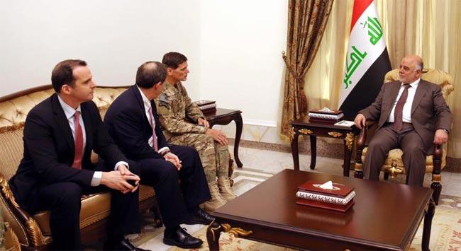 الولايات المتحدة تؤكد دعمها العراق في مجالي التدريب والتسليح