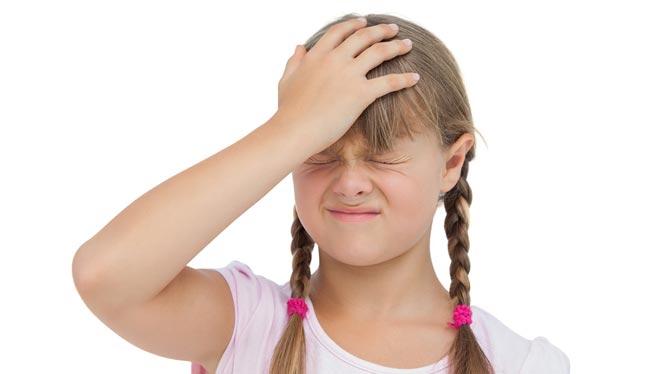 هل يصاب الأطفال بالصداع أو ألم الرأس؟!