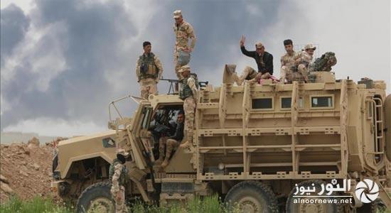مقتل 10 من داعش بهجوم على الجيش جنوب الموصل