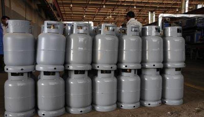 النفط: إعادة تأهيل معمل غاز الرمادي بطاقة 10 آلاف إسطوانة يومياً