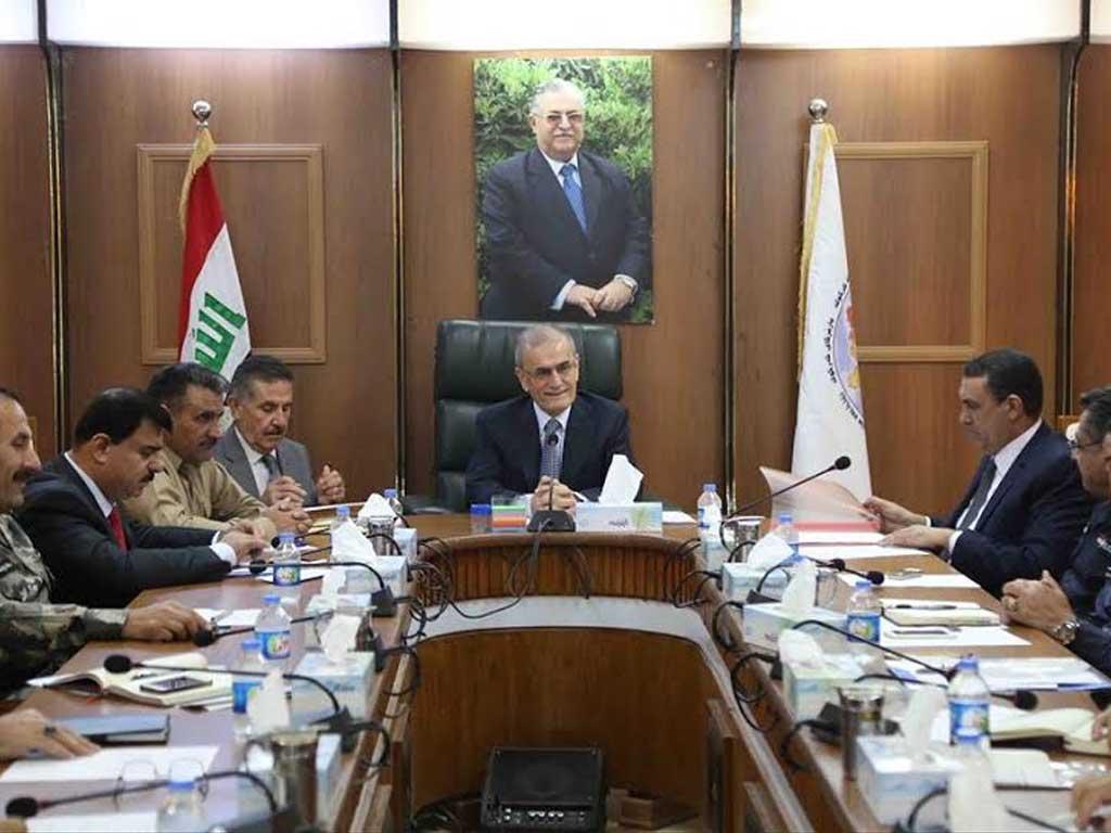 حكومة كركوك تتهم الحكومة المركزية بعرقلة تحرير قصبة بشير