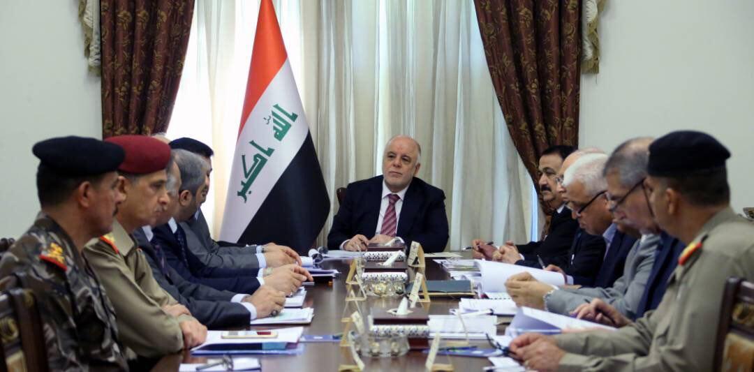 المجلس الوزاري للامن الوطني يبحث تطوير قدرات القوات الامنية وتخفيف الزخم المروري