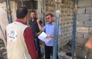 بالصور.. منظمة دولية تعيد ترميم 500 منزل مدمر في مدينة الفلوجة