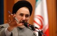 خاتمي يدعو خامنئي لإنهاء الإقامة الجبرية لقادة المعارضة