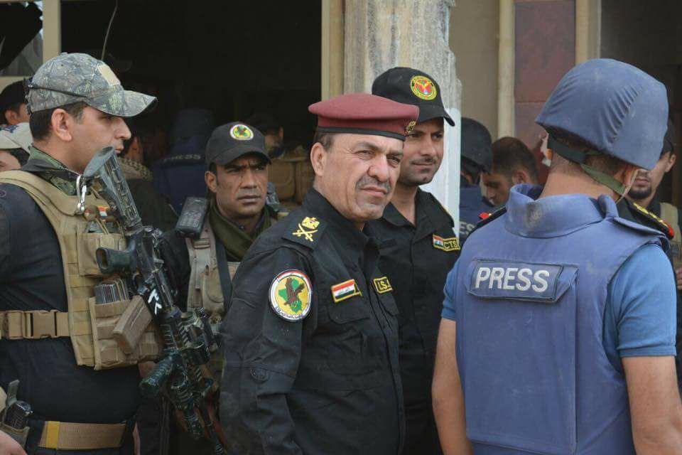 الكشف عن سبب وفاة القائد في جهاز مكافحة الإرهاب فاضل برواري