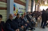 بالصور.. اصحاب المحلات والتجار في الموصل ينظمون احتفالاً بمناسبة المولد النبوي