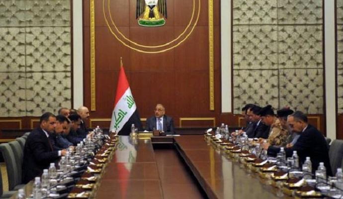 عبد المهدي يبحث مع نواب بابل ومحافظها المشاريع المعطلة في المحافظة