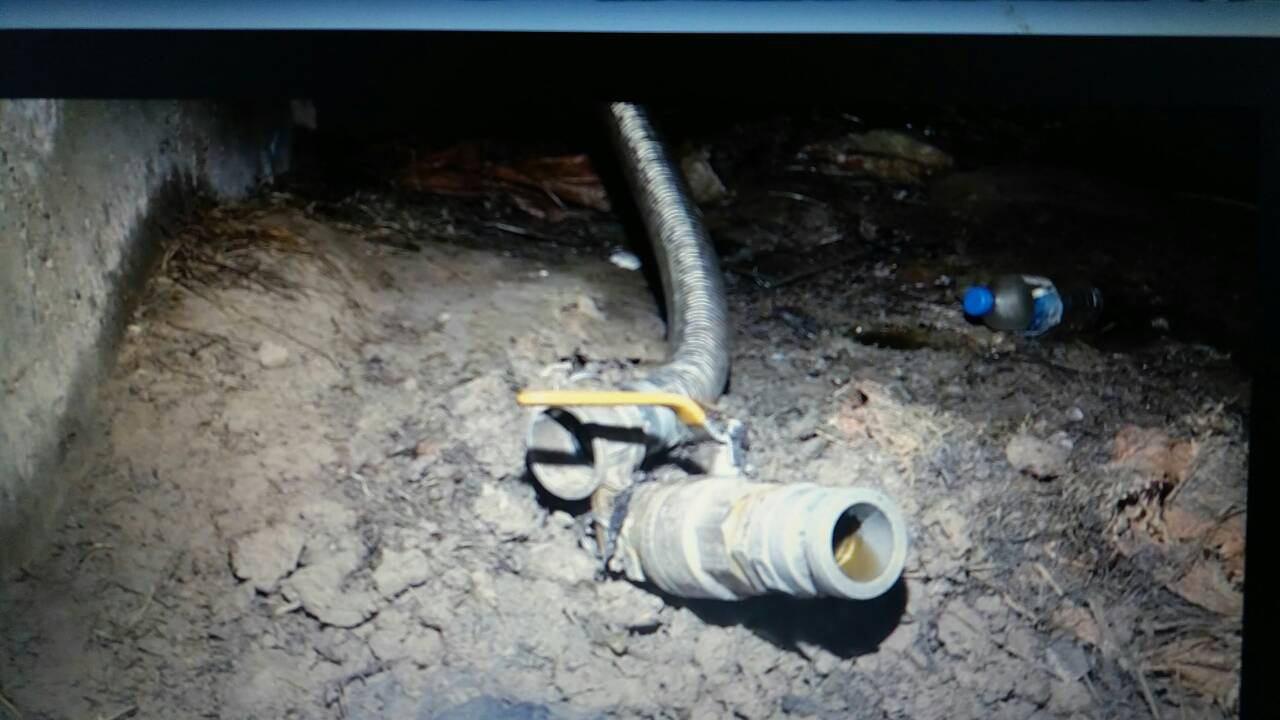 العثور على معمل لتهريب النفط جنوبي كركوك