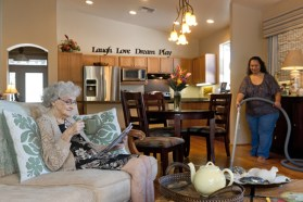 Aging in Place-The Misconceptions of Home Healthcare