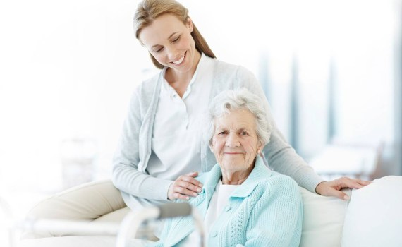 Caregiver For an Elderly Person