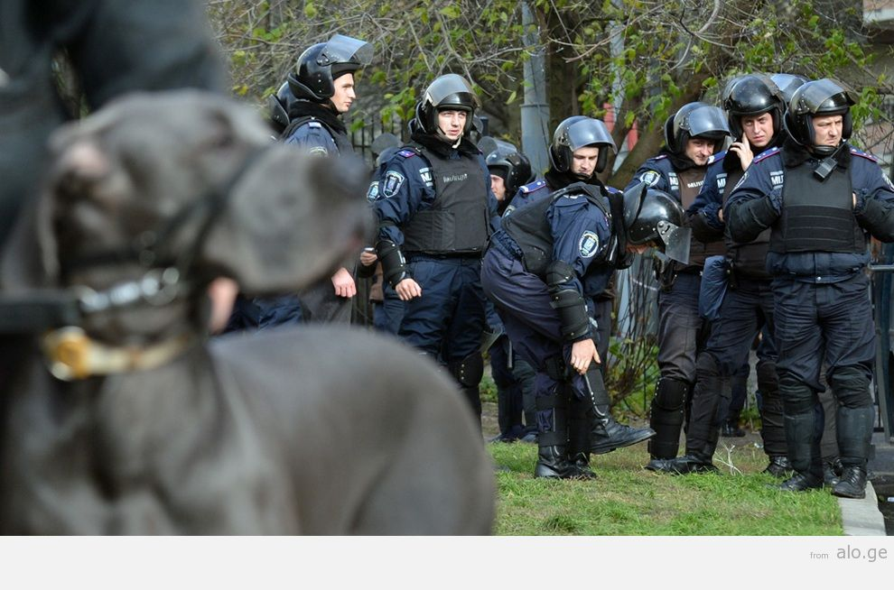 UKRAINE-POLITICS-VOTE-OPPOSITION-PROTEST