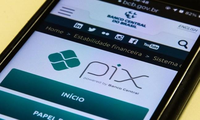 Operações do Pix à noite terão limite de R$ 1 mil a partir desta segunda-feira (4)