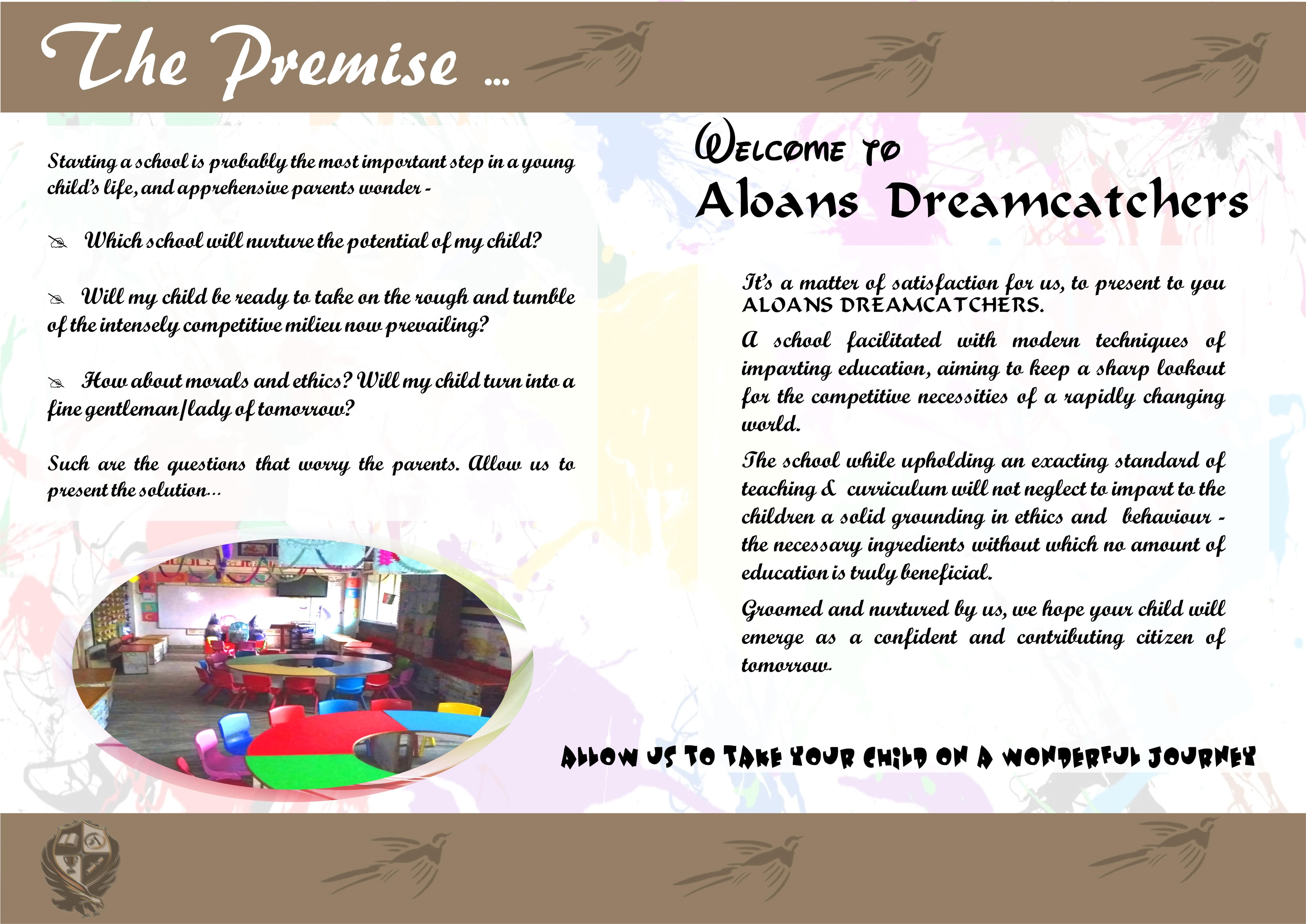 Aloans Dreamcatchers School Ranchi