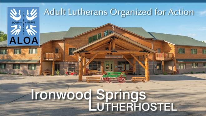 Ironwood Springs Lutherhostel photo