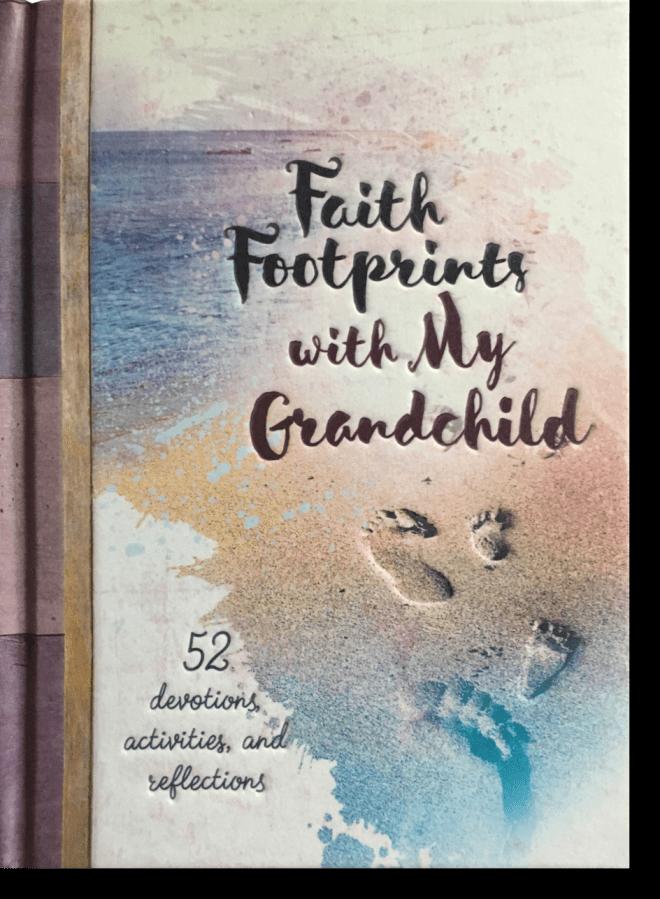 Faith Footprints with My Grandchild