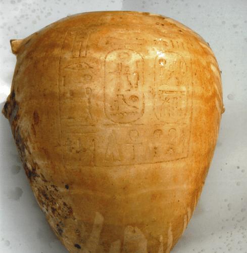 بالصور .. القطع الأثرية التى تعود لمصر خلال أيام  بعد نجاح مساعى استردادها من قبرص