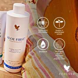 aloe first forever, acheter aloe first, first forever living products