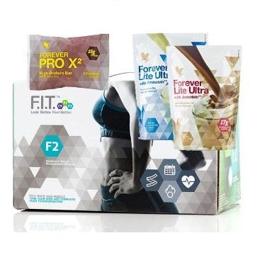FOREVER F.I.T. 2 z Lite Ultra Vanilla/Chocolate i ProX2 czekolada